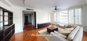For RentCondoWitthayu,Ploenchit  ,Langsuan : Langsuan Ville Condominium 1 Bedroom For Rent BTS Chitlom in Ploenchit Bangkok ( 1511437 )