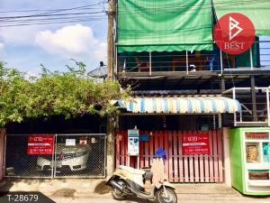 For SaleTownhouseChachoengsao : Townhouse for sale Eua Arthorn Ban Pho Lat Khwang, Chachoengsao.