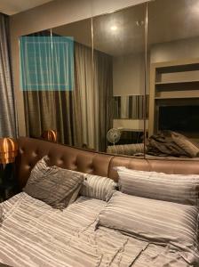 ขายคอนโดสยาม จุฬา สามย่าน : ขาย The Room Rama 4 ขนาด 45ตรม. ราคา 8.2 ล้านบาท ชั้น25 (ห้องแต่งไปเกือบล้าน)