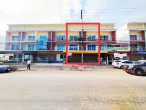 For SaleShophousePattaya, Bangsaen, Chonburi : Urgent sale, 2 commercial buildings, Plutaluang, Sattahip, good location, next to Sukhumvit Road