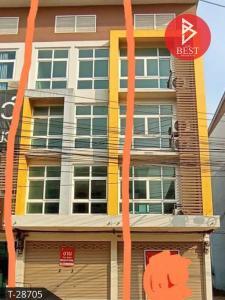 ขายตึกแถว อาคารพาณิชย์บางซื่อ วงศ์สว่าง เตาปูน : ขายอาคารพาณิชย์ใหม่ โครงการสุวรรณภูมิทาวน์ ใจกลางลาดกระบัง กรุงเทพฯ