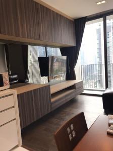 เช่าคอนโดสาทร นราธิวาส : 🔥Best Deal🔥 ให้เช่า ห้องสวยจริงตามรูป+ราคาดีมาก!! ตกแต่งครบ เฟอร์ครบ พร้อมอยู่ (39 ตรม.) @Nara 9 Condo