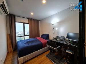 For SaleCondoVipawadee, Don Mueang, Lak Si : The cheapest urgent sale in the project Condo Regent Home 18 Chaengwattana, only 1.75 million baht.