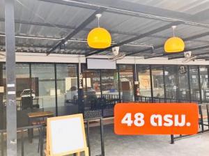 For RentRetailOnnut, Udomsuk : Rent space for sale of BTS Bang Chak 500 meters (Project 93 Market Soi Sukhumwim 93)