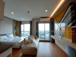 ขายคอนโดสะพานควาย จตุจักร : ลุมพินี พาร์ค วิภาวดี - จตุจักร จำนวนห้องนอนสตูดิโอ พื้นที่ทั้งหมด24.25 ชั้น 18  ราคาขาย (บาท) 2,720,000฿