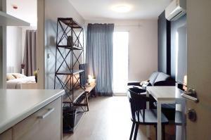 เช่าคอนโดอ่อนนุช อุดมสุข : 🔥ให้เช่าคอนโด 1  ห้องนอน มินิมอลสไตล์ ที่ Elio Del Ray ใกล้ BTS สถานีปุณณวิถี🔥