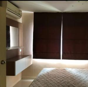 For SaleCondoRamkhamhaeng, Hua Mak : Sell LPN CONDO BODIN DECHA Ramkhamhaeng 43/1, building D2, 4th floor, complete FURNITURE (S1897)