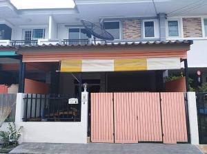 For RentTownhouseRama5, Ratchapruek, Bangkruai : Townhome for rent Nonthara 2 Ratchapruek-Rama 5.