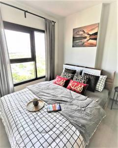 For RentCondoBang kae, Phetkasem : ⚡️ For rent, The Base Phetkasem 💫 (new room, just rented) 🏙 size 32 sq m.