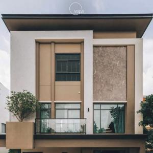 For SaleHouseOnnut, Udomsuk : Selling :  Luxury house Luxury House Sukumvit 101  465 sqm , 4 bed 4 bath , 4 Parking Lot