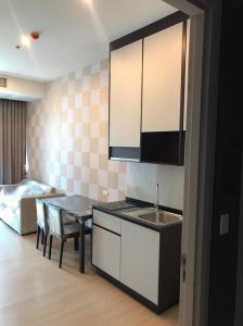 For RentCondoRama9, RCA, Petchaburi : For rent The capital Ekkamai-Thonglor, near Airport Link Ramkhamhaeng, BTS Ekkamai, price 14,000 baht.