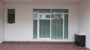 For RentTownhouseRamkhamhaeng,Min Buri, Romklao : House for rent Gusto Town Home Ramkhamhaeng