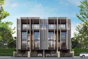 ขายบ้านพระราม 3 สาธุประดิษฐ์ : Selling : Twin House with Full Furniture In Sathorn - Sathupradit , 350 sqm , 44 sqw ,  4 Bed 5 Bath 1 Maid Room , Private Courtyard 🔥🔥Selling Price : 48,0000,000 THB  🔥🔥( Full Furnisher ) 🔥🔥Selling Price : 38,000,000 THB 🔥🔥( Unfurnished)