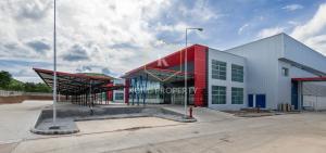 For RentWarehousePattaya, Bangsaen, Chonburi : Warehouse for rent with office 4,430 - 5,158 sq m, Sattahip, Chonburi