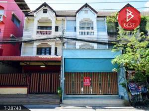 For SaleTownhouseRamkhamhaeng Nida, Seri Thai : Townhouse for sale Ramkhamhaeng 118 Bangkok Suitable for trade