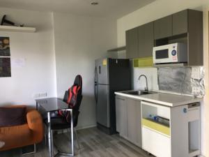 For RentCondoBang Sue, Wong Sawang : For rent The Key Prachachuen 1 bedroom 3rd floor 8,500 baht.