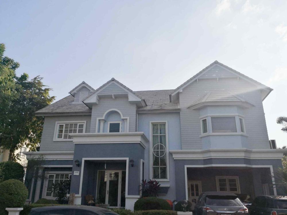 ขายบ้านวิภาวดี ดอนเมือง หลักสี่ : ขายบ้านเดี่ยว หมู่บ้านนราวดี รีสอร์ท 164.5 ตรว ดอนเมือง