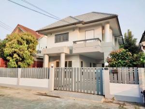For SaleHouseNawamin, Ramindra : ✅ 2 storey detached house for sale, Tararom Sukhaphiban 5, Soi 82, size 51.10 sq m, near BTS ✅