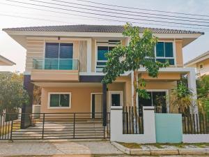 ขายบ้านเชียงใหม่ : รับนายหน้า ขายบ้านเดี่ยวสวย 56 ตรว. 170 ตรม. กาญจน์กนก 12 เฟส 2 เชียงใหม่ (เจ้าของขายเอง)