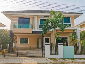 For SaleHouseChiang Mai, Chiang Rai : 🏡 Beautiful single house for sale 56 square wa. 170 sq m. Karnkanok 12 Phase 2 Chiang Mai project 🌟