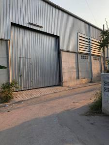 For RentWarehouseRama 2, Bang Khun Thian : BST088 Warehouse for rent, area 400 square meters, Rama 2 area, Soi Samae Dam 14, suitable for storing products or building a factory. Bang Khun Thian District Price 25,000 baht - / month