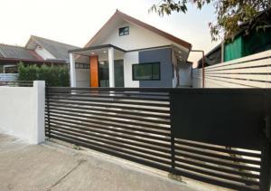 ขายบ้านเชียงใหม่ : H201KC ขายบ้านเดี่ยวสันกำแพง สไตล์โมเดิร์น ราคาถูกมาก!!