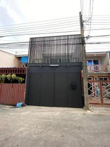For SaleTownhouseKaset Nawamin,Ladplakao : ✅ Selling 2-storey townhome, Soi Nawamin 105, size 16 sq m ✅