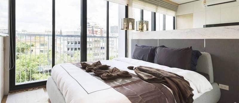 For RentCondoSukhumvit, Asoke, Thonglor : SK01914 For rent Park 24 ( Park 24 ) **BTS Phrom Phong**