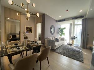 For SaleCondoSukhumvit, Asoke, Thonglor : Urgent sale, drop-down room, siamese, Sukhumvit 42, 2 bedrooms, 7.29 million baht