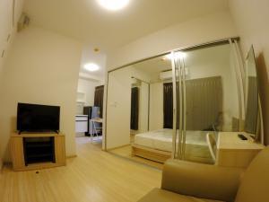 For RentCondoBangbuathong, Sainoi : For rent PLUM CONDO BANGYAI STATION Ready to move in