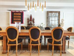For SaleCondoNana, North Nana,Sukhumvit13, Soi Nana : Spacious 4 bedrooms Unit In Nana - Ploenchit Area For Sale