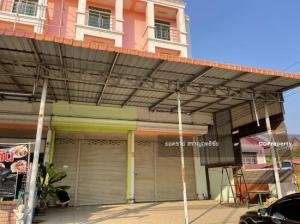 For SaleShophouseSaraburi : Commercial building for sale, 3.5 floors, 20 sq.wa.
