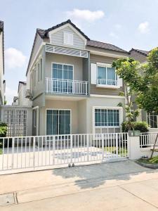 For RentTownhouseSamrong, Samut Prakan : 🔥 For rent townhome The Vintage 3 Bangna Trad 🔥 (D11)