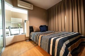 For RentCondoKhlongtoei, Kluaynamthai : Rental / Sale: Aspire Rama 4 condo, size 28 sq m, 16th floor, building NW, city view, rent 11,000 per month.