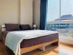 For RentCondoChiang Mai, Chiang Rai : Condo for rent, One Plus, new building, near Central Festival Chiang Mai