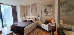 For SaleCondoSukhumvit, Asoke, Thonglor : Selling : Beatniq , Sukumvit 32 , 2 bed 2 bath with bath turb , 84 sqm