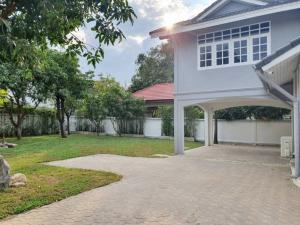เช่าบ้านอ่อนนุช อุดมสุข : Phrakanong - For Rent Single House with private pool