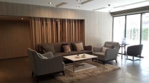 เช่าคอนโดรัชดา ห้วยขวาง : ให้เช่า เซ็นทริค รัชดา-ห้วยขวาง ชั้น 15 ห้องมุม วิวถนนรัชดา ใกล้ MRT ห้วยขวาง - ห้องสวย พร้อมเข้าอยู่