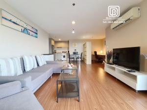 For RentCondoRama9, RCA, Petchaburi : (111)Belle Grand condominium: Minimum rental 1 month / warranty. 1 month / free internet / free cleaning