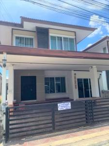 For SaleHouseEakachai, Bang Bon : For sale is lower than cost. Single House Chananthon Green Ville Bangbon 3 50 sq m wide usable area ready.