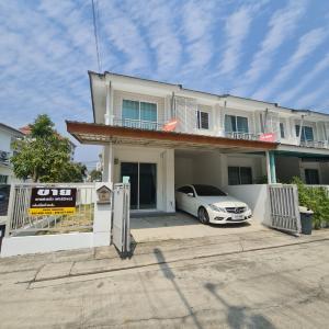 For SaleTownhouseChiang Mai : Townhome for sale Pruksa Ville 75 Ratchaphruek-Mae Hia.