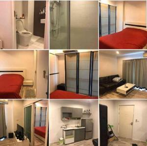เช่าคอนโดแจ้งวัฒนะ เมืองทอง : For Rent The key Chaengwattana 7,500 THB / month ถ้าไม่รวมที่จอดรถ ลด 1000 บาท1 bed room 35 sqm.  Full furniture
