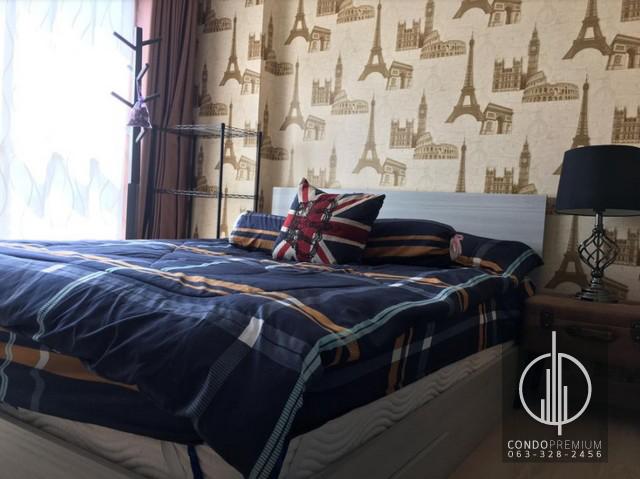 For RentCondoChaengwatana, Muangthong : G 5817 💛 For rent Aspire NGAMWONGWAN Ready to move in