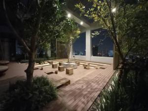 ขายดาวน์คอนโดลาดพร้าว เซ็นทรัลลาดพร้าว : ขายดาวน์ Maru Ladprao 15 type 1 bed 35 sq.m📍