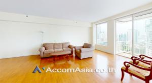 For SaleCondoWitthayu,Ploenchit  ,Langsuan : Langsuan Ville Condominium 3 Bedroom For Rent & Sale BTS Chitlom in Ploenchit Bangkok ( 2051004 )