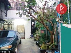 For SaleHouseSamrong, Samut Prakan : 2 storey detached house for sale, Phra Pradaeng, Samut Prakan