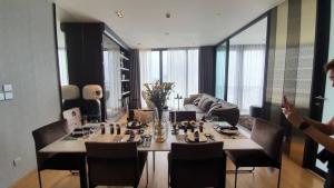 ขายคอนโดสุขุมวิท อโศก ทองหล่อ : Selling : Penhouse at Beatniq , Sukumvit 32 , 2 bed 2 bath with Special living room , 108 sqm , Floor 25 th *** FOR Karl Lagerfeld Big Fan***🔥🔥Selling Price: 39,390,000THB  🔥🔥( negotiated )