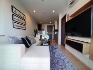 For RentCondoSathorn, Narathiwat : For rent Condo Rhythm Sathorn, 11th floor, near BTS