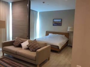 เช่าคอนโดสุขุมวิท อโศก ทองหล่อ : ให้เช่า The Room Sukhumvit 21 ใกล้ MRT เพชรบุรี, MRT สุขุมวิท, BTS อโศก ราคา 30,000 บาท