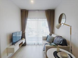 For RentCondoSathorn, Narathiwat : KnightBridge Prime Sathorn, 16th floor, beautiful room, minimalist style, city view, near BTS Chong Nonsi